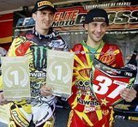 Motocross Elite : Les titres à Sébastien Pourcel et Valentin Teillet