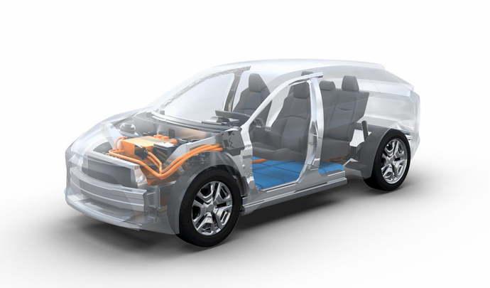 Subaru lancera son SUV électrique en Europe