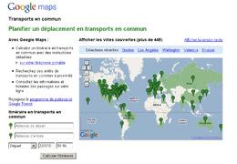 Planifiez vos trajets en transports en commun à Bruxelles grâce à Google Transit