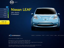 La Nissan LEAF électrique lancée au Canada d'ici fin 2011