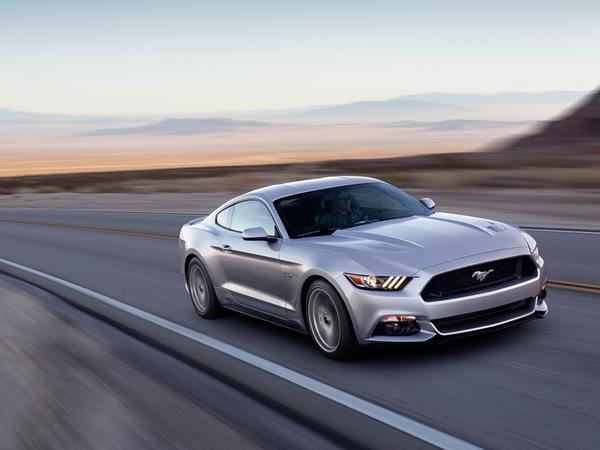 Ford : voici les prix allemands de la Mustang