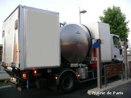 La propreté parisienne se met au vert grâce à l'huile recyclée