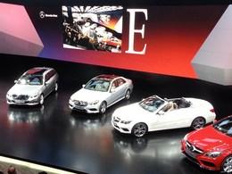 Résultats 2014 : Mercedes a vendu 1.6 million de voitures