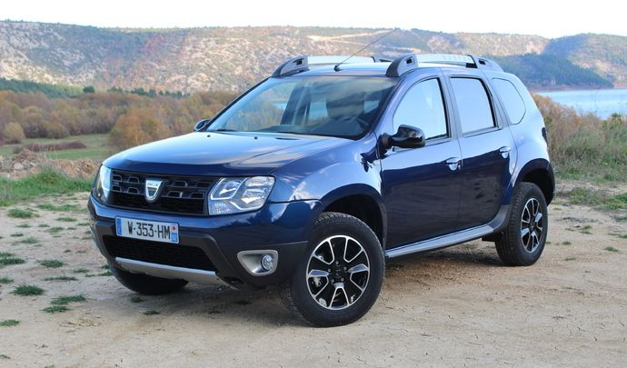 essai dacia duster dci 110 ch edc que reste il aux. Black Bedroom Furniture Sets. Home Design Ideas
