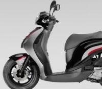 Honda accentue le côté sportif de son PS 125