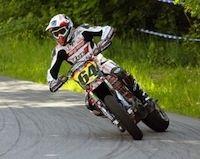 Championnat de Suisse Supermotard 2012: Bidart augmente son avance, à Bière