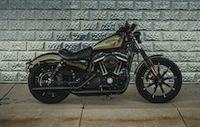 Salon de la Moto de Paris: Harley-Davidson y sera