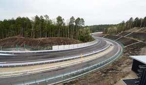 Toyota a construit un circuit ressemblant au Nürburgring