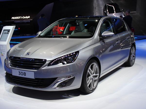 Vidéo en direct du salon de Francfort 2013 - Peugeot 308 : sur la voie du succès