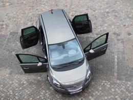 """Opel est sûr de son nouveau Meriva : le client sera """"Satisfait ou Remboursé"""" !"""