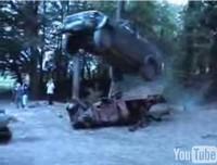 Vidéo : Un Cherokee.. ça envoie du bois !!!