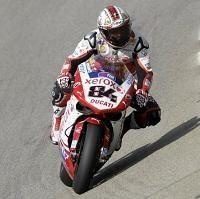 Superbike - Miller Park D.1: Fabrizio emmène les Ducati