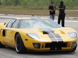 Ford GT heffner performance : 429 km/h !
