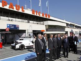 GP de France F1 : Bernie Ecclestone aurait validé le Paul Ricard pour 2013