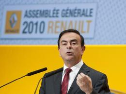 Renault: Ghosn rempile pour 4 ans !