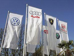 Bentley , Lamborghini et Seat, les mauvais élèves du groupe Volkswagen