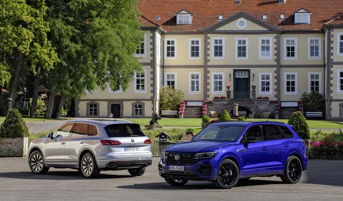 Volkswagen : les commandes sont ouvertes pour les Touareg R et eHybrid