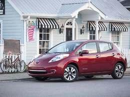 La Nissan Leaf dépasse les 30 000 ventes aux US en 2014