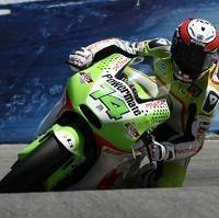 Moto GP - Honda: Randy De Puniet s'inquiète pour sa hanche et revient sur sa chute