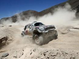 Dakar 2015 - Etape 6 : Al-Attiyah confirme qu'il est le patron