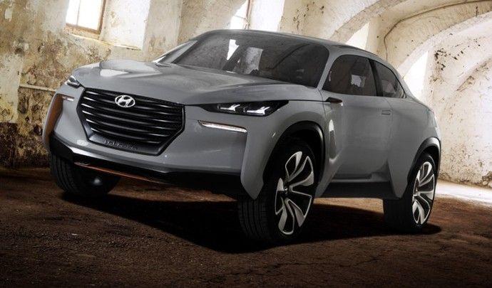 Hyundai prépare un crossover électrique