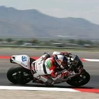 Supersport - Miller Park Q.1: Laverty sur un nuage