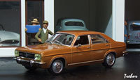 Miniature : 1/43ème - CHRYSLER (Simca) 160