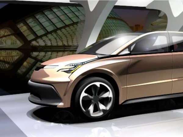 "Lotus Engineering présente un ""crossover light"""