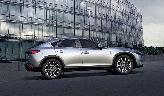 Mazda CX-4 : pas pour nous