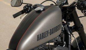 Nouveauté - Harley-Davidson: la marque se réserve le nom de Bronx