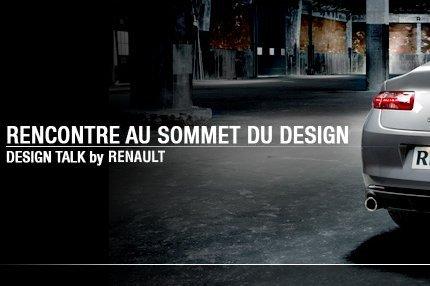 Webcast Design by Renault : posez vos questions au Design du Losange