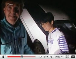 Réveil Auto - Jeremy Clarkson, de Top Gear, rencontre Keiichi Tsuchiya, de Best Motoring