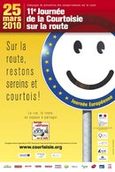 La 11e Journée Nationale de la Courtoisie sur la route et en ville organisée demain