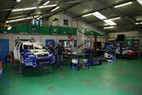WRC: les péripéties de François Duval