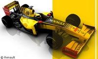 Voici les couleurs 2010 de Renault F1 !