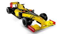 F1: Voici officiellement la Renault R30, que Petrov pilotera !