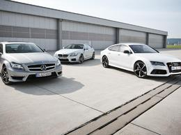 Résultats 2014 : BMW, Audi, Mercedes, voici le podium du premium