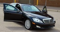Renntech performance armored Mercedes S600 / 640ch