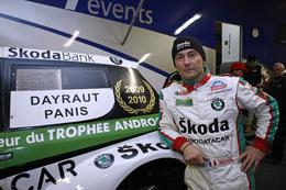 Trophée Andros/Super Besse: Skoda termine en apothéose