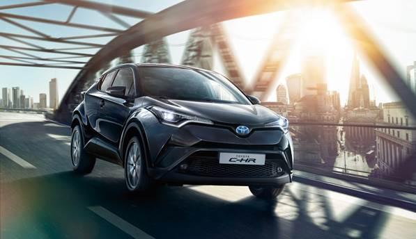 Toyota annonce la série spéciale C-HR Edition