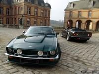 Photo du jour : Aston Martin Vantage et Vantage Volante