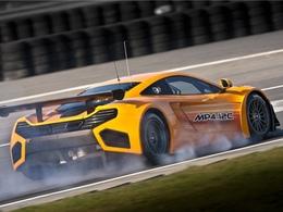 [vidéo] la McLaren MP4 12C GT3 s'anime