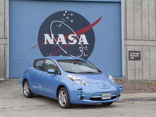 Nissan fait équipe avec la NASA pour développer ses prochains véhicules autonomes