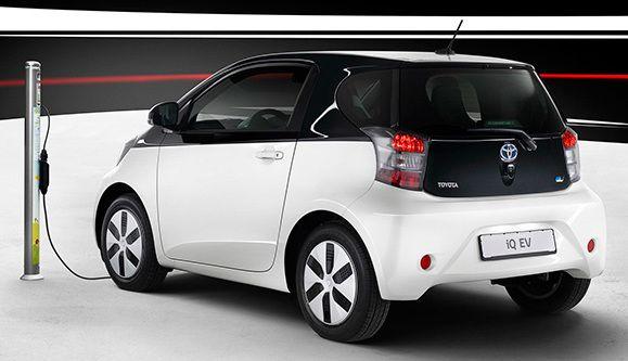 C'est officiel, Toyota se lance dans l'auto électrique