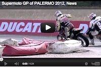 Supermotard, championnat du monde 2012: le second round en vidéo (Palerme)