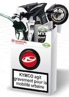 No stress avec Kymco : pack essence et première révision offerts.