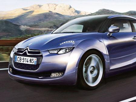 Future Citroën DS2: une base de C1