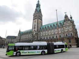 La Ville de Hambourg a adopté deux bus hybrides