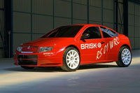 Brisk RS 01 WRC featuring Prodrive