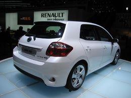 Le prix de vente de la Toyota Auris hybride en Allemagne ? A partir de 22 950 euros